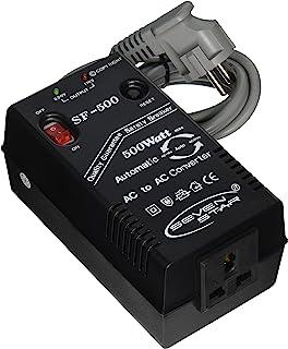 Seven Star SF500 500W 110v/220v 220v/110v Step Up/Down Automatic Transformer Adapter