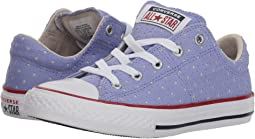 Converse Kids Chuck Taylor® All Star® Madison Star Perf Canvas Ox (Little Kid/Big Kid)