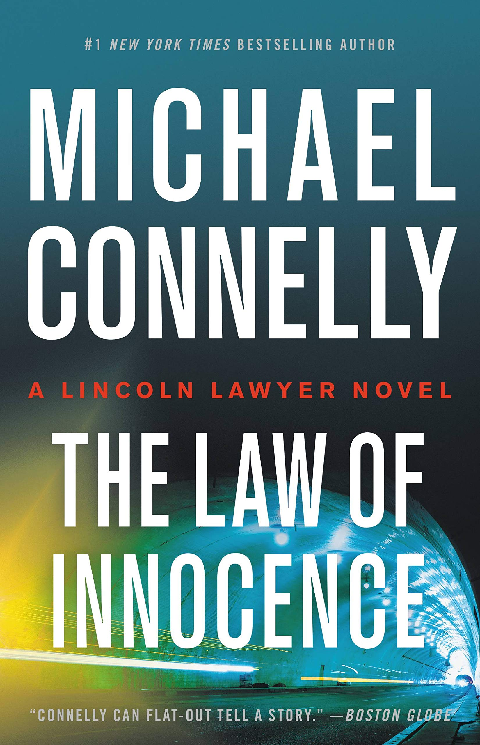Cover image of The Law of Innocence by Michael Connelly