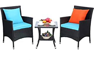 Best turquoise patio dining set Reviews