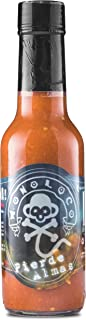 Chile Monoloco Costa Rican VERY HOT Sauce Individual Bottle Chile Pierde Almas (Lose Your Soul) 150ml / 5oz