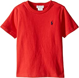 Ralph Lauren Baby - 20/1 Jersey Cotton Tee (Infant)
