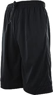 black and yellow basketball shorts