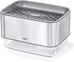 OXO Good Grips Soap Dispensing Sponge Holder