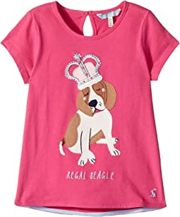 Joules Kids - Applique Jersey T-Shirt (Toddler/Little Kids)