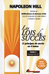 Les lois du succès 3 : Leçons 9 à 12 Format Kindle