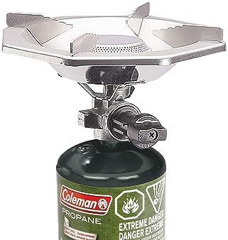 Coleman Portable Bottletop Propane Gas Stove with Adjustable Burner