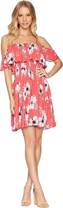 "Winters ""Tahitian Petals"" Dress"