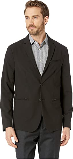 Bank Street Zip Blazer
