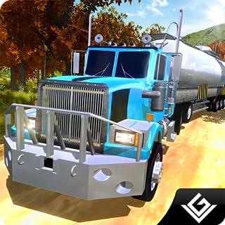 Oil Tanker Transporter Simulator Game: Drive Heavy Duty Cargo Truck Transport Tycoon In Adventure Mania 2018