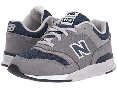 New Balance Kids 997H Essentials (Infant/Toddler) (Castlerock/Natural Indigo) Boys Shoes