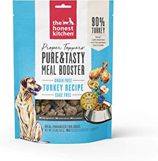 Honest Kitchen Proper Toppers: Natural Human Grade Dehydrated Dog Superfood Grain Free