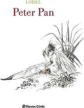 Peter Pan de Loisel (edición de lujo blanco y negro) (Novela gráfica)