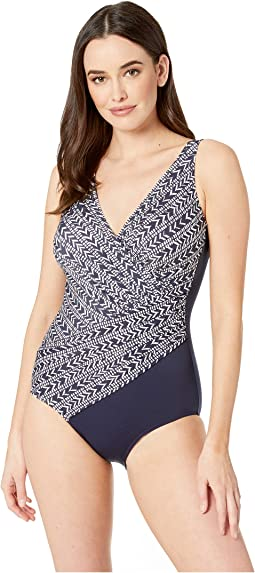Lush Life Oceanus One-Piece