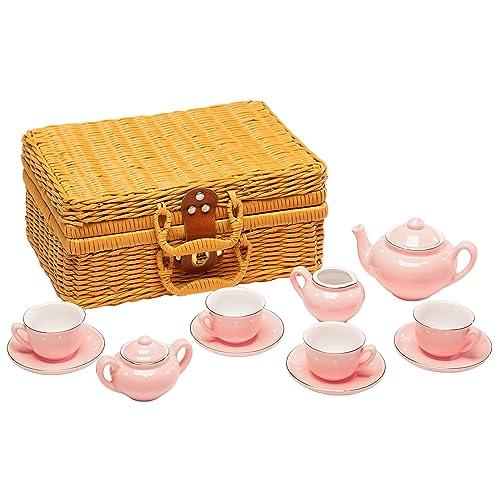 Tea Sets For Girls Porcelain Amazoncom