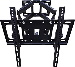 Aewio TV Wall Mount for 26-55 inch LED LCD Flat Panel TV up to VESA 400x400mm and 99lbs Weight Load Capacity (Up and Down ...