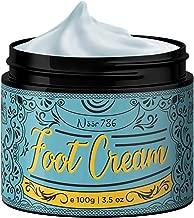 Noor 786 Halal Friendly Foot Crack Cream For Cracked Heels, Dry Skin, Feet Repair, Brightening & Hydration For Women & Men, 100 g