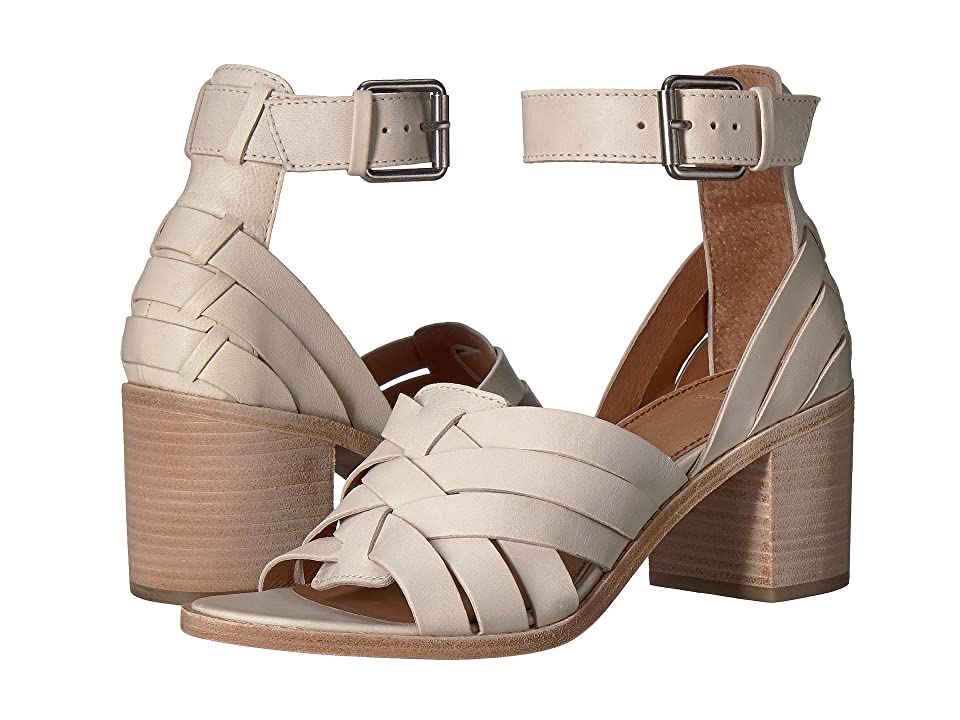 Frye Bianca Huarache Two-Piece (White) Women