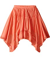 Pumpkin Patch Kids - Handkerchief Hem Skirt (Toddler/Little Kids)
