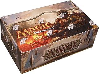 Magic the Gathering Card Game Zendikar Booster Box 36 Packs by Webkinz