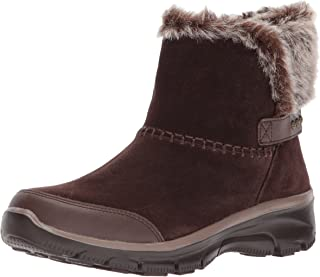 Skechers Women's Easy Going-Quantum Ankle Bootie