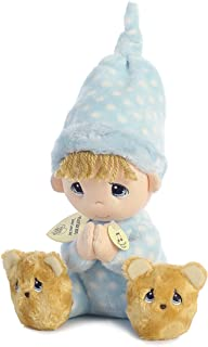 Aurora World Precious Moments Prayer Boy with Sound Spanish Plush,
