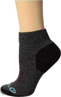 Zoned Quarter Light Hiker Sock