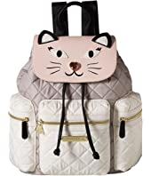 Betsey Johnson - Drawstring Backpack