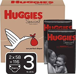 size three diapers weight