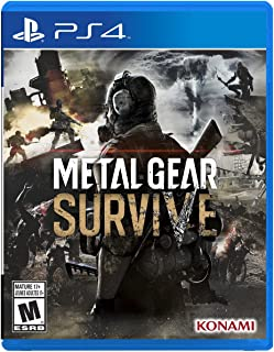 Best konami metal gear survive Reviews