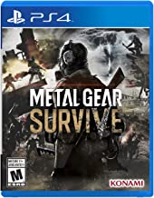 METAL GEAR SURVIVE PlayStation 4 by Konami