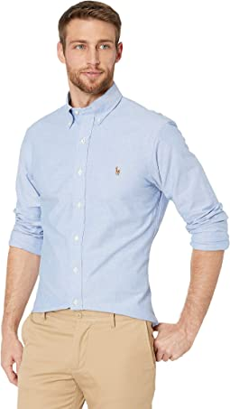 8ff01f1f BSR Blue. 27. Polo Ralph Lauren. Stretch Fit Oxford Sport Shirt. $98.50.  5Rated 5 ...