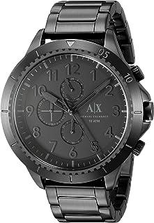 Armani Exchange Men's AX1751  Black  Watch