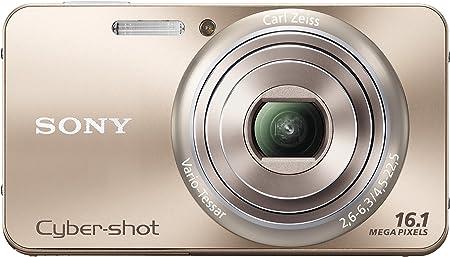 Sony Dsc W570n Digitalkamera 16 Megapixel 5 Fach Opt Zoom 6 9 Cm 2 7 Zoll