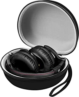 Case Works with OneOdio Adapter-Free Closed Back Over-Ear DJ Stereo Monitor Headphones/Anker Soundcore Life Q10 Wireless B...