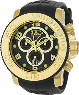 Men's 0415 Pro Diver Collection Sea Hunter Chronograph...
