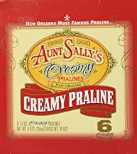 Aunt Sally's Creamy Original Pralines 1.5 ounce/ Pack of 6