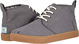 Shade Grey Heritage Canvas Cupsole