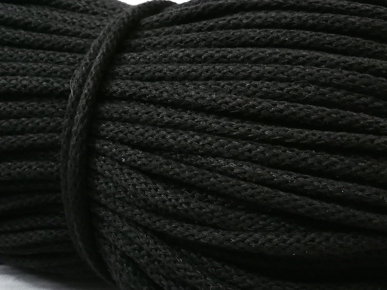 hilo macrame cuerda algodon hilos para macrame 5 mm azul marino