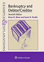 Examples & Explanations for Bankruptcy and Debtor/Creditor (Examples & Explanations Series) PDF