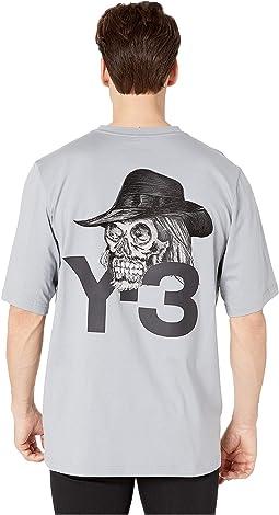 ecc09977d Kumo Grey. 11. adidas Y-3 by Yohji Yamamoto. Yohji Skull Short Sleeve Tee