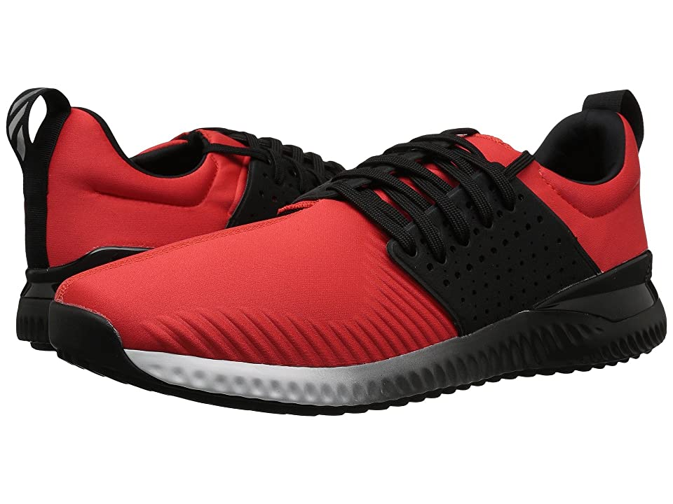 adidas Golf Adicross Bounce (Hi-Res Red/Core Black/Footwear White) Men
