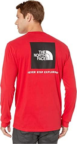 TNF Red/TNF White