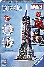 Marvel-otro otro Puzzle 3D diseño Empire State Building (Ravensburger 12517)