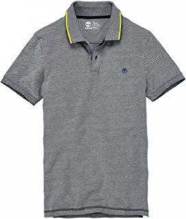 Timberland Men's Millers River Pique Oxford Polo Shirt