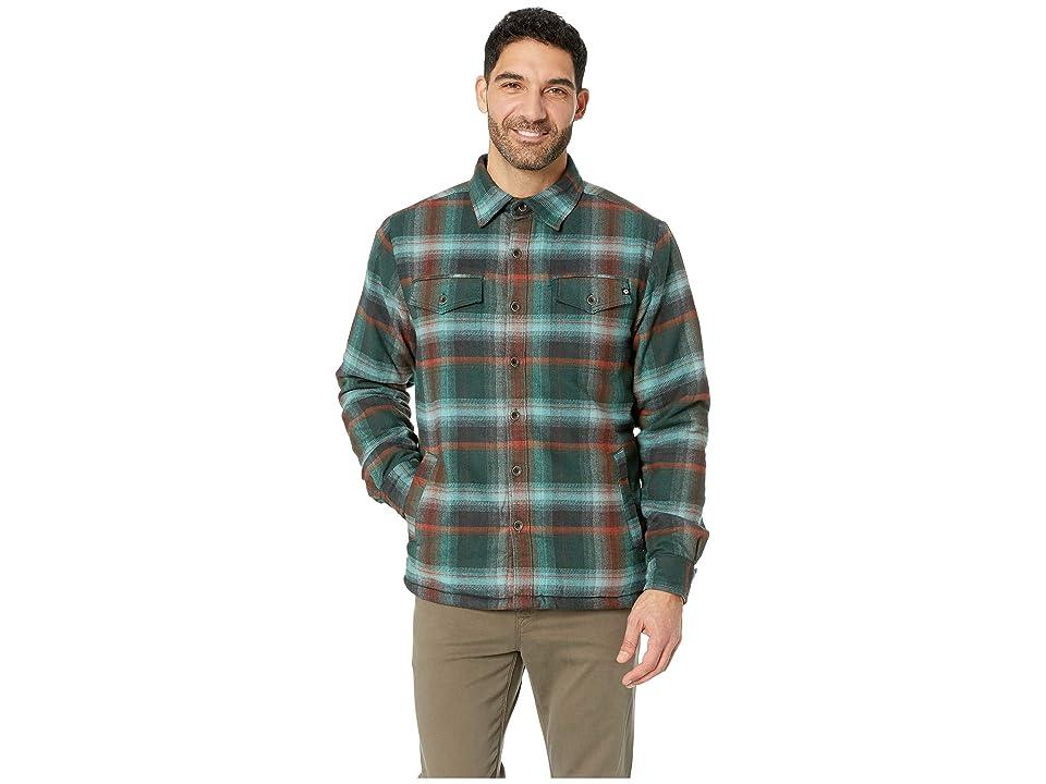 Marmot Ridgefield Long Sleeve (Mallard Green) Men