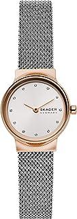 Skagen Freja Women's Silver Dial Stainless Steel Analog Watch - SKW2716