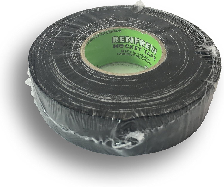 Eishockey Tape Inlinehockey Renfrew PRO Schl/ägertape 24mm x 25m ROT Hockey