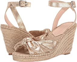 Tessa Bow Wedge Espadrille