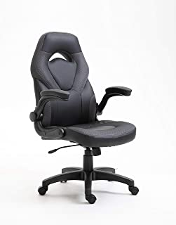 Mahmayi 3085 Essentials Ergonomic Grey Gaming Chair with Highly Adjustable and Super Comfortable (Grey)